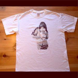 Florence + the Machine Vintage 2009 Band Tee Shirt